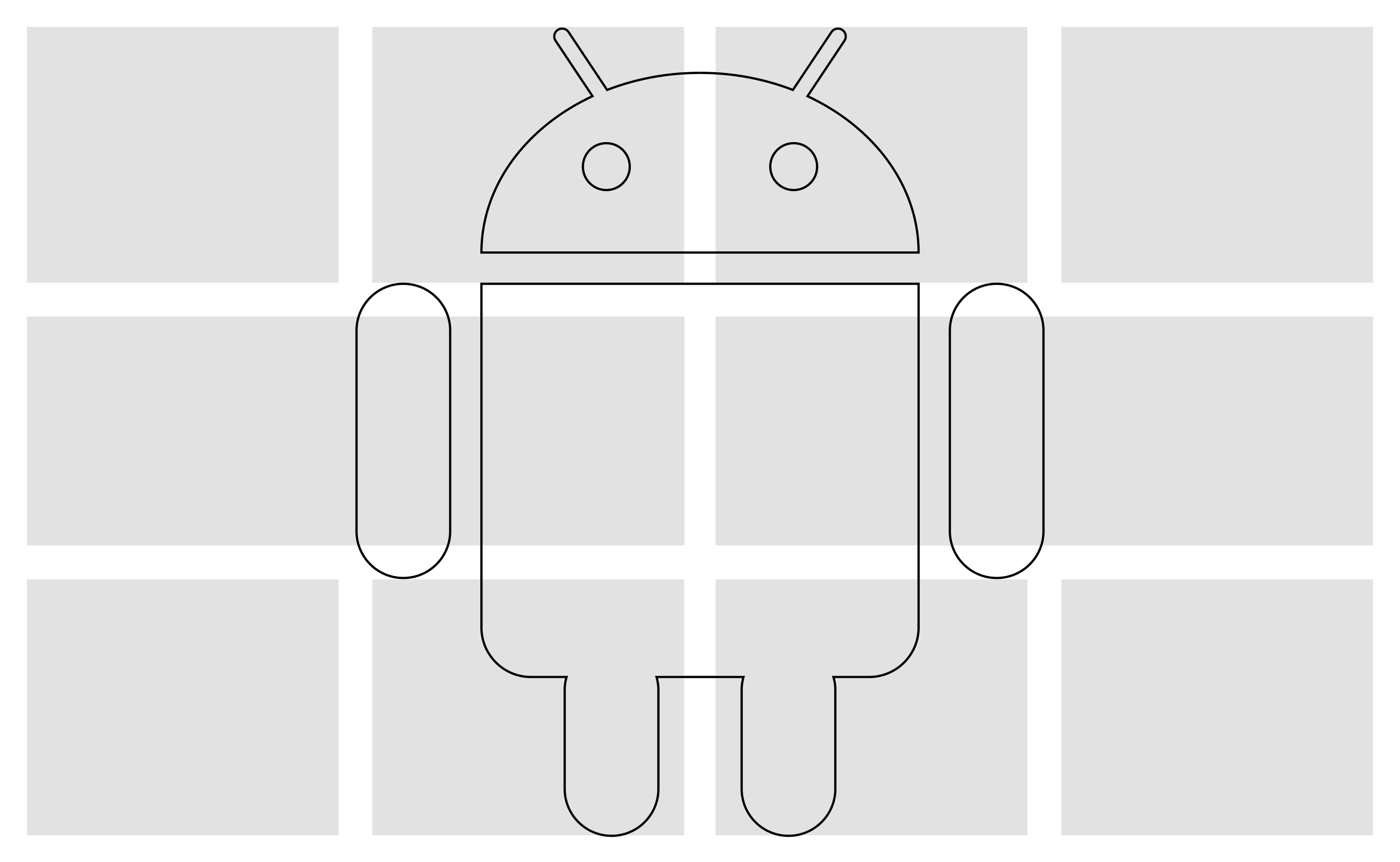Mit wenigen Handgriffen kann man dafür sorgen, dass sich Bilder in Android selbst skalieren und dabei stets die Proportionen beibehalten.