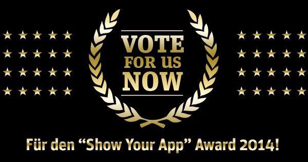 Mit unserem Depixelizer haben wir uns beim Show Your App Award beworben. TheAppGuys sind eine Agentur für iOS und Android Entwicklung aus Köln.