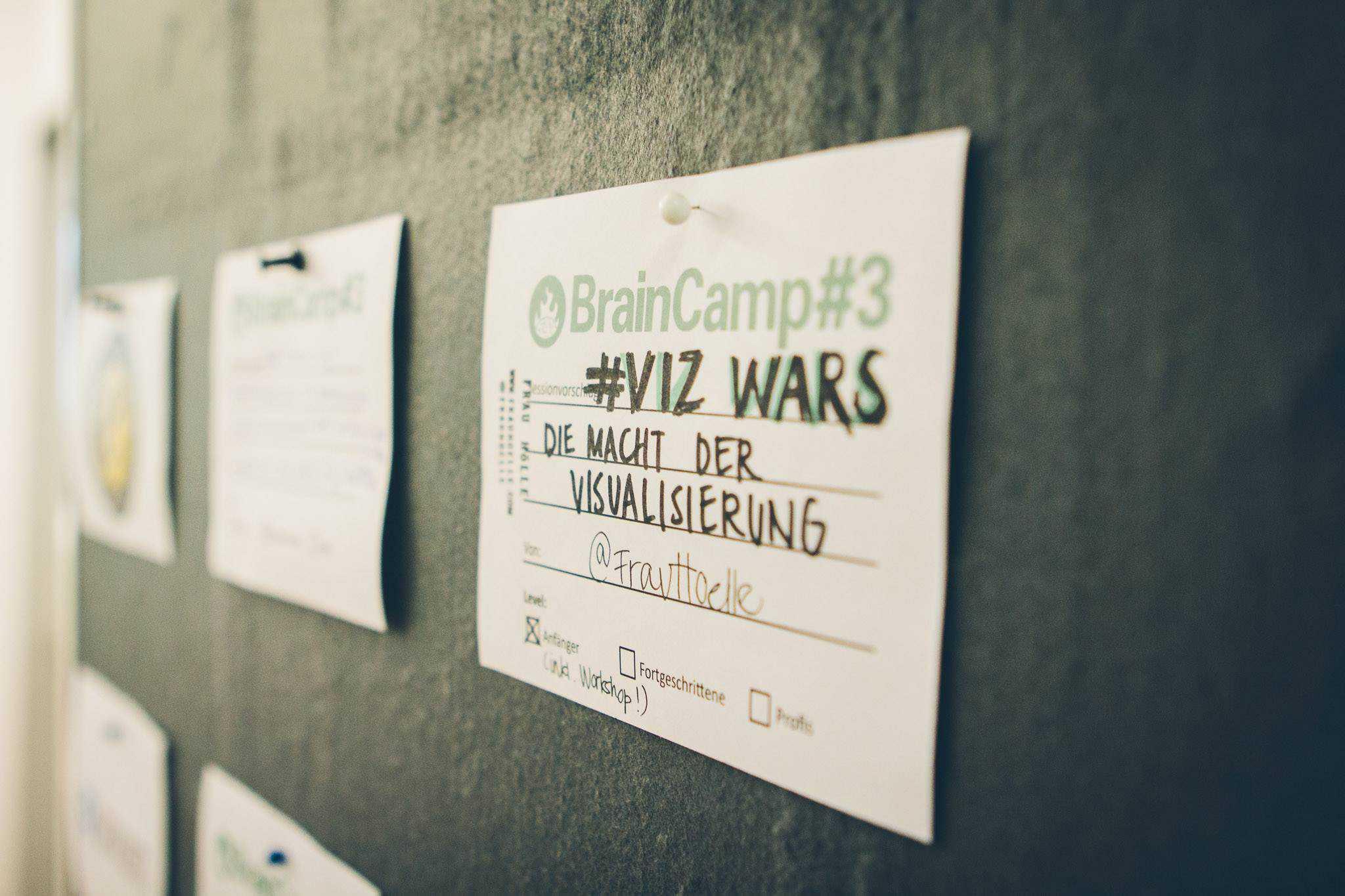 TheAppGuys aus Köln stießen dieses Jahr zum Organisatorenteam vom Braincamp hinzu. Wir freuen uns schon auf Braincamp #4!