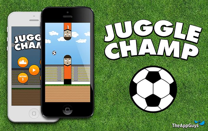 Unverzichtbar für Fußballfans: neues Game-Highlight fürs iPhone Pünktlich zur WM-Vorbereitung: ab sofort kostenlos im AppStore