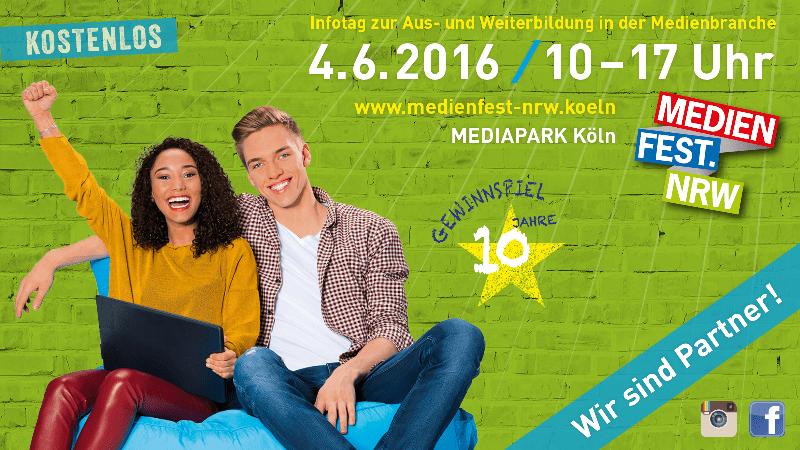 Am 4. Juni steigt das Medienfest.NRW mit dem Infotag zur Aus- und Weiterbildung. Da darf natürlich die App-Entwicklung als Thema nicht fehlen.