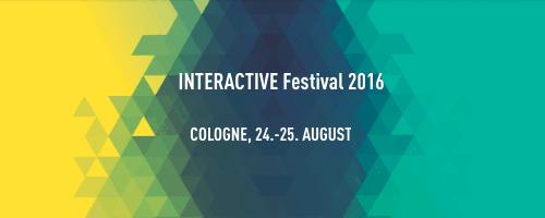 TheAppGuys sind Netzwerkpartner beim INTERACTIVE Festival und freuen sich über die Vertreter der kölner Unternehmen. Wir freuen Uns auf Sie.