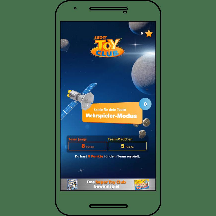 Die Super Toy Club App legte mit 24.00 Downloads in der ersten Woche nach dem Release einen erfolgreichen Start hin. TheAppGuys sind eine Agentur für iOS und Android Entwicklung aus Köln.